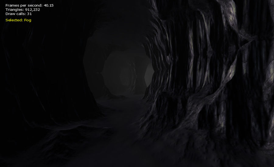 Cave Map royalty-free 3d model - Preview no. 12