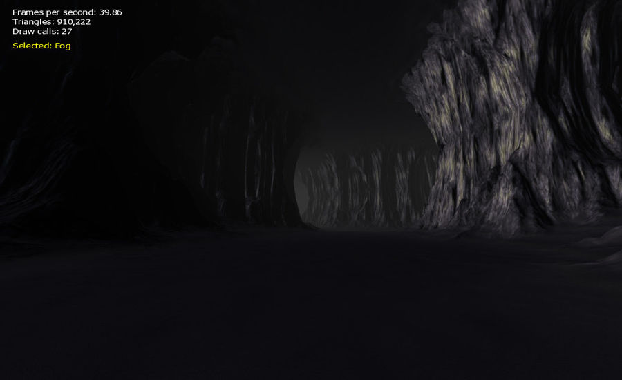 Cave Map royalty-free 3d model - Preview no. 11
