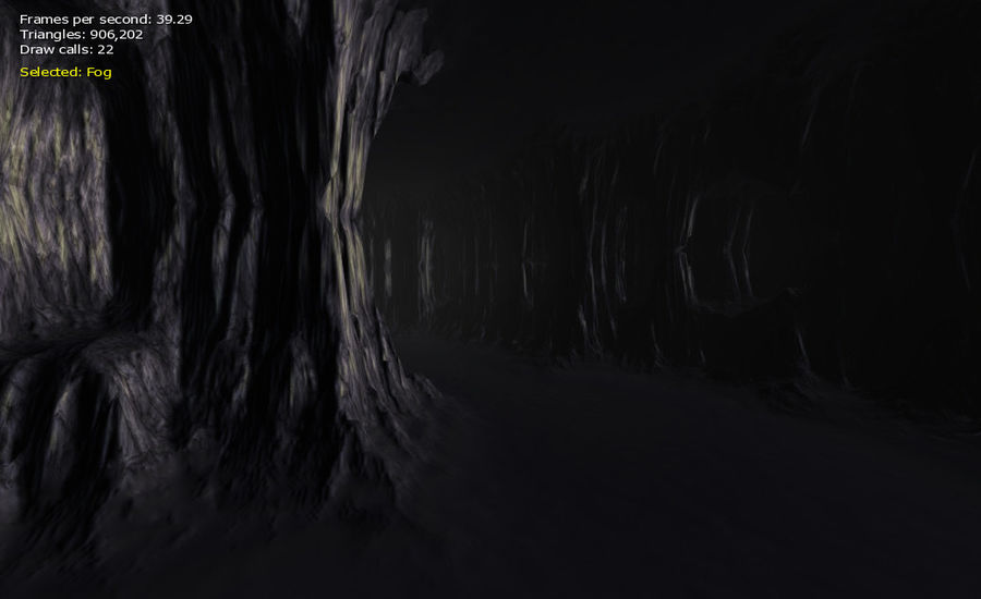 Cave Map royalty-free 3d model - Preview no. 10