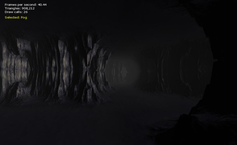 Cave Map royalty-free 3d model - Preview no. 8