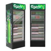 Réfrigérateur à bière 3d model