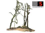 Liane Tree HD 8K 3d model