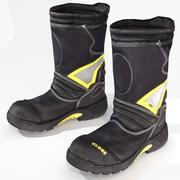 Fireman Boots 3d model