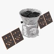 TESS NASA 3d model