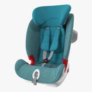 Child Safety Seat Generic 3d model