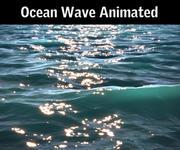 Okyanus Dalgası HD 3d model