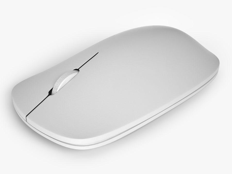 コンピューターのマウス royalty-free 3d model - Preview no. 1