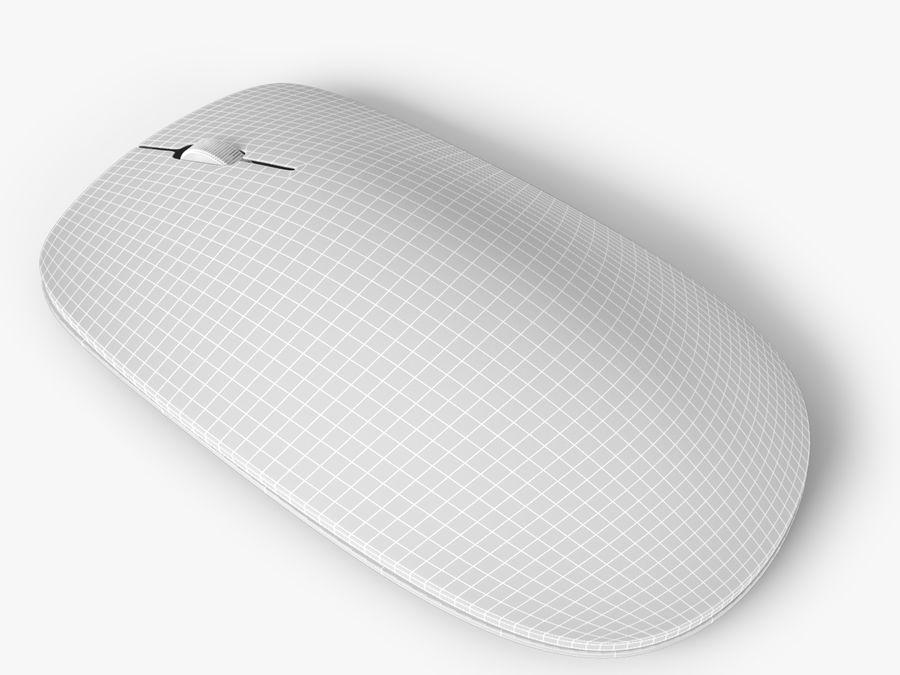 コンピューターのマウス royalty-free 3d model - Preview no. 6