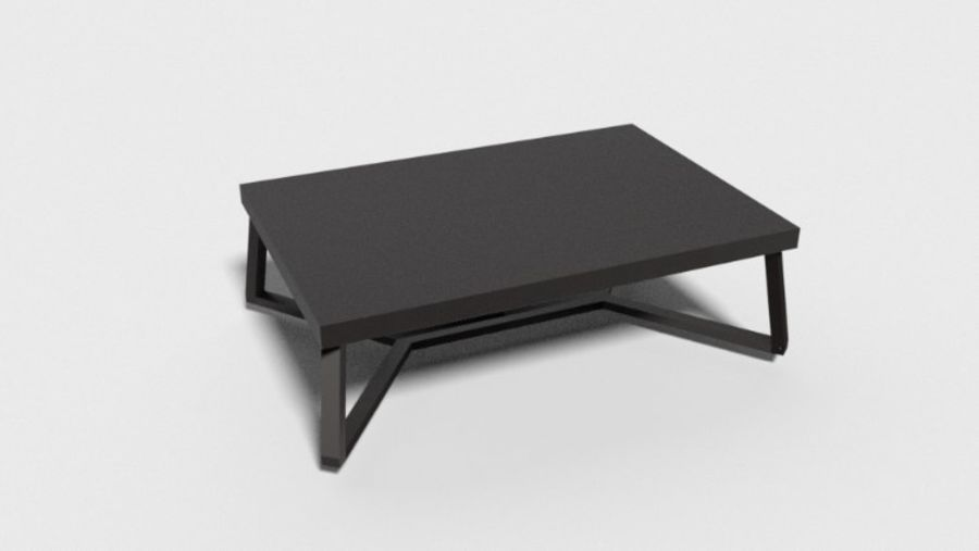 Centerbord royalty-free 3d model - Preview no. 1