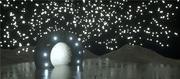 Abstruct portal with light balls 3d model