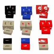 Boxes Shoes Collection 3D 3d model