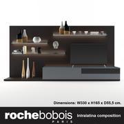 Рош Бобоа Интралатина состав Е1 3d model