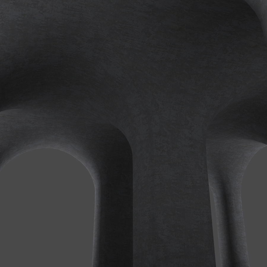 Cambre royalty-free 3d model - Preview no. 13
