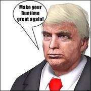 Prezydent 45 dla Poser 3d model