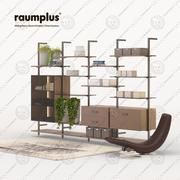 ラウムプラスUNO 3d model