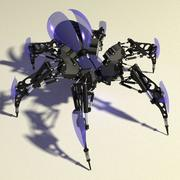 Roboterspinne 3d model