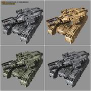 SF Ağır Tank - MK3 3d model