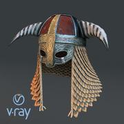 中世のヘルメット3 3Dモデル 3d model