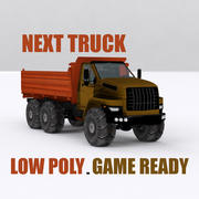 Next Truck 3d model