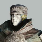 信仰の鎧 3d model