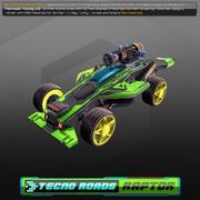 Tecno Roads - Raptor 3d model