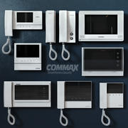 Intercom Commax 3d model