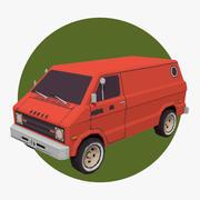 Van Car 06 3d model