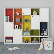 Muebles infantiles 9 modelo 3d