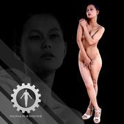 Female Scan - Sasha 001 3d model
