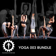 Pakiet Yoga 003 3d model