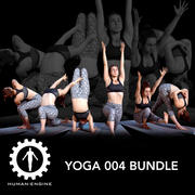 Yoga 004 Bundle 3d model