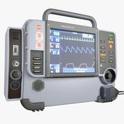 Defibrillator Medical 3d model