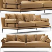 atoll sofa 3d model