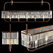 Montreal chandelier  by Vips And Friends 3d model