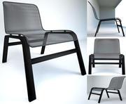 Krzesło IKEA 3d model