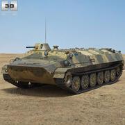 МТ-ЛБ 3d model
