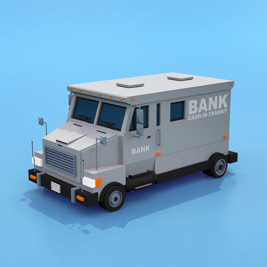 Mega Pack collezione di veicoli royalty-free 3d model - Preview no. 2