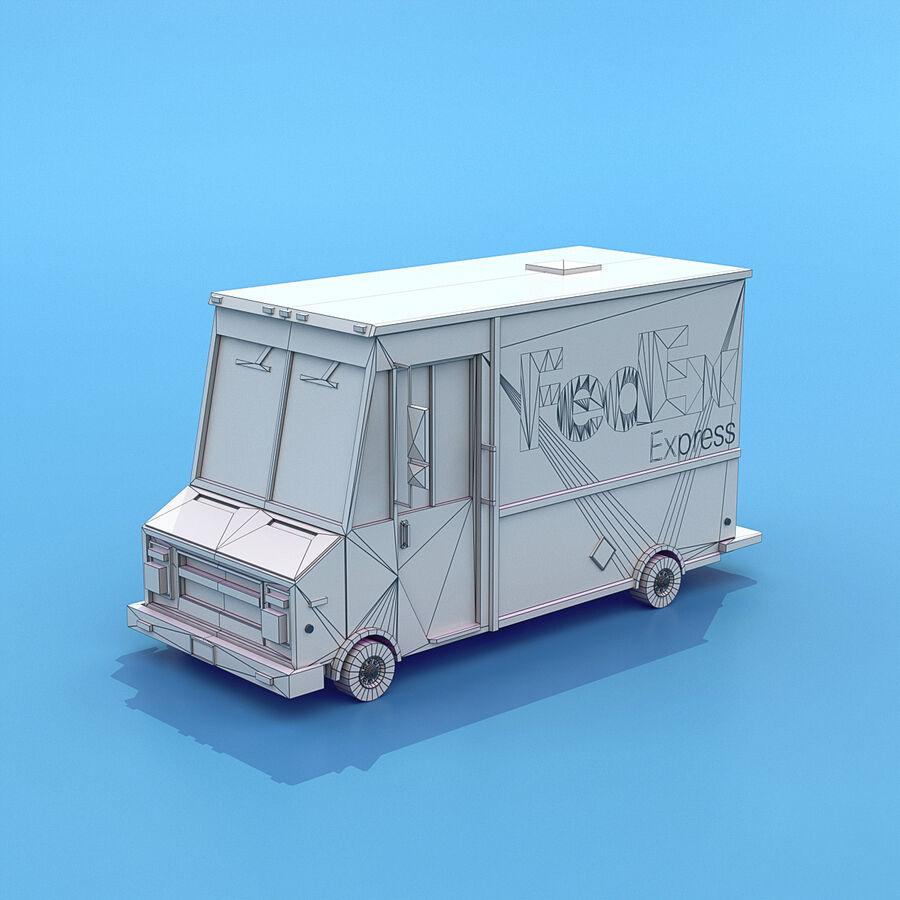 Mega Pack collezione di veicoli royalty-free 3d model - Preview no. 58