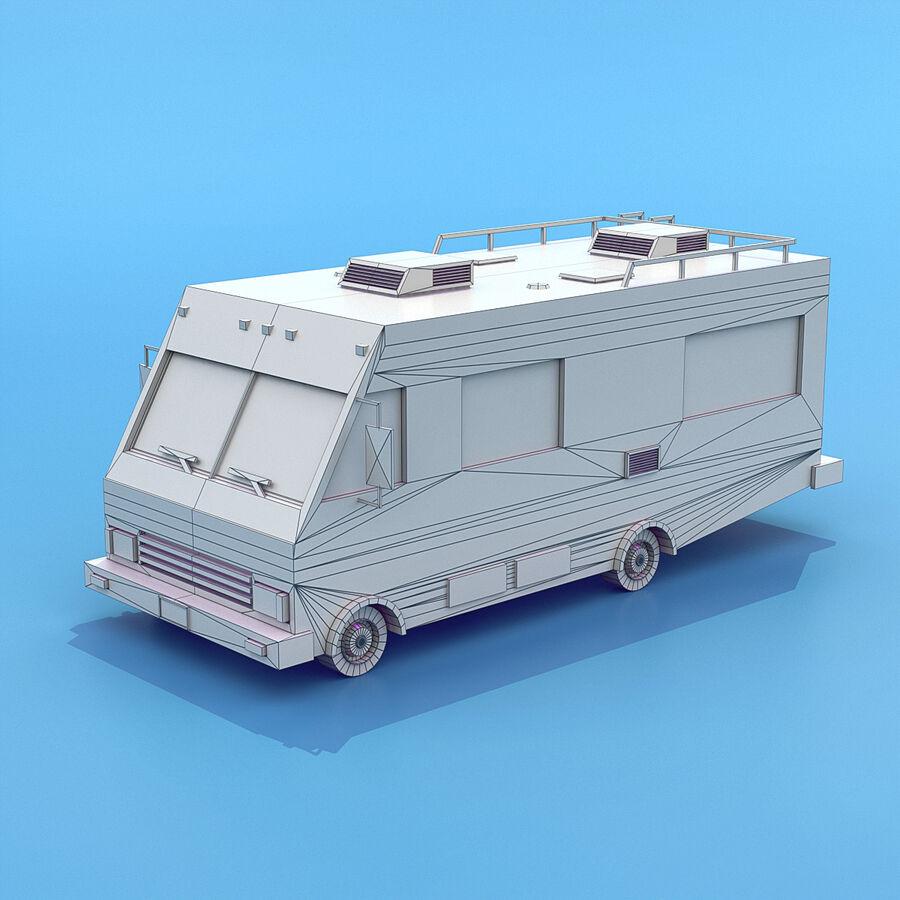 Mega Pack collezione di veicoli royalty-free 3d model - Preview no. 49