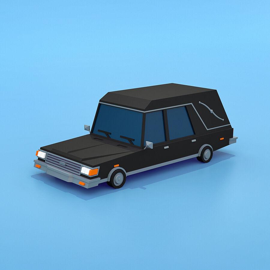 Mega Pack collezione di veicoli royalty-free 3d model - Preview no. 23
