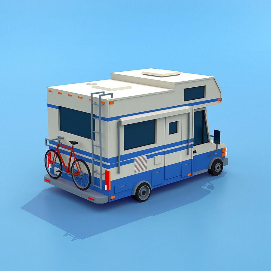Mega Pack collezione di veicoli royalty-free 3d model - Preview no. 78