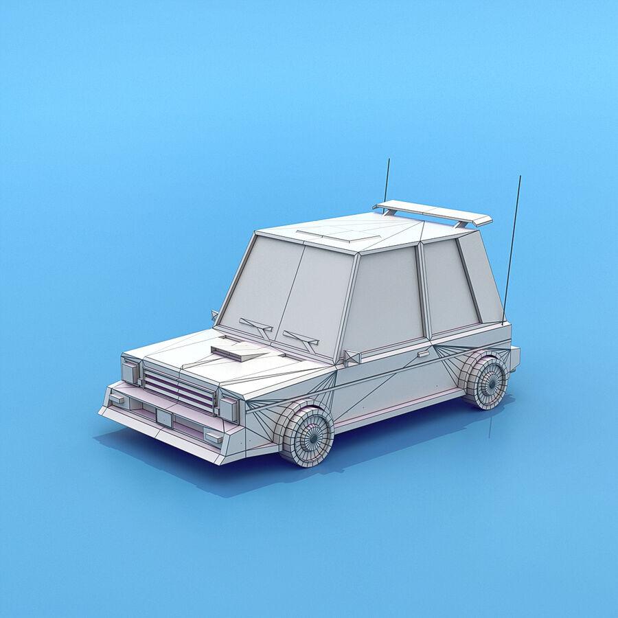 Mega Pack collezione di veicoli royalty-free 3d model - Preview no. 7
