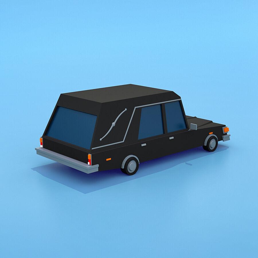 Mega Pack collezione di veicoli royalty-free 3d model - Preview no. 24