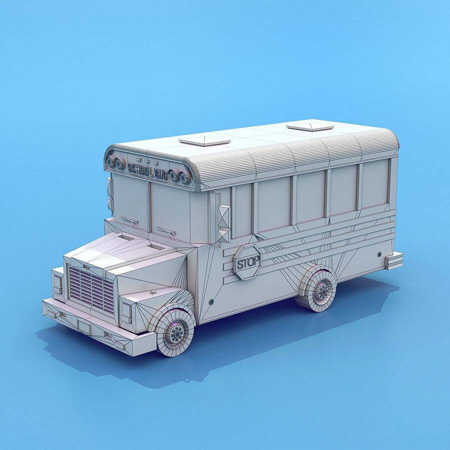Mega Pack collezione di veicoli royalty-free 3d model - Preview no. 40