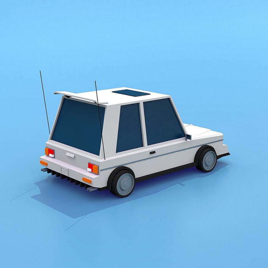 Mega Pack collezione di veicoli royalty-free 3d model - Preview no. 6