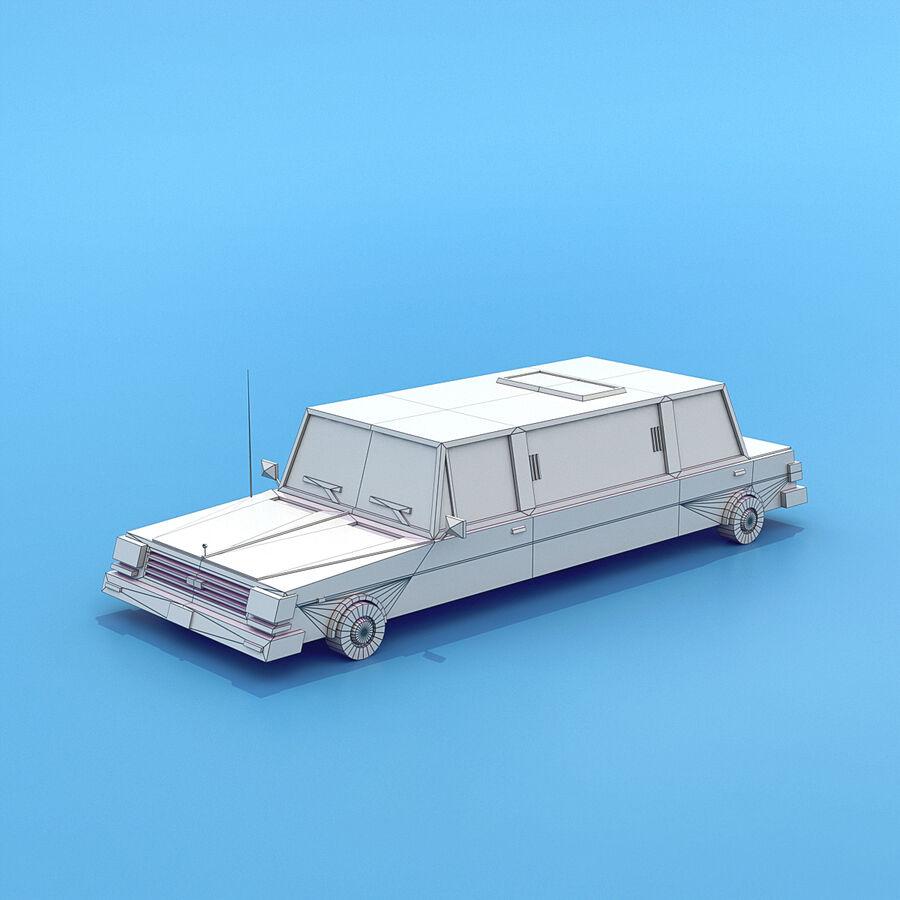 Mega Pack collezione di veicoli royalty-free 3d model - Preview no. 82