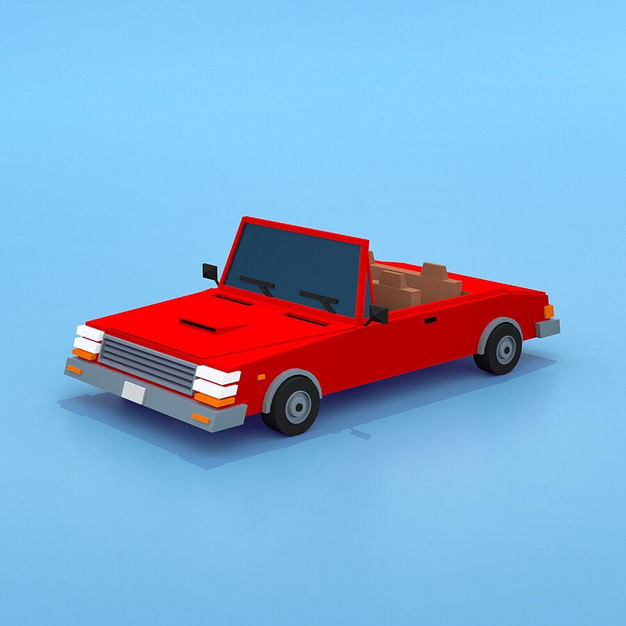 Mega Pack collezione di veicoli royalty-free 3d model - Preview no. 95