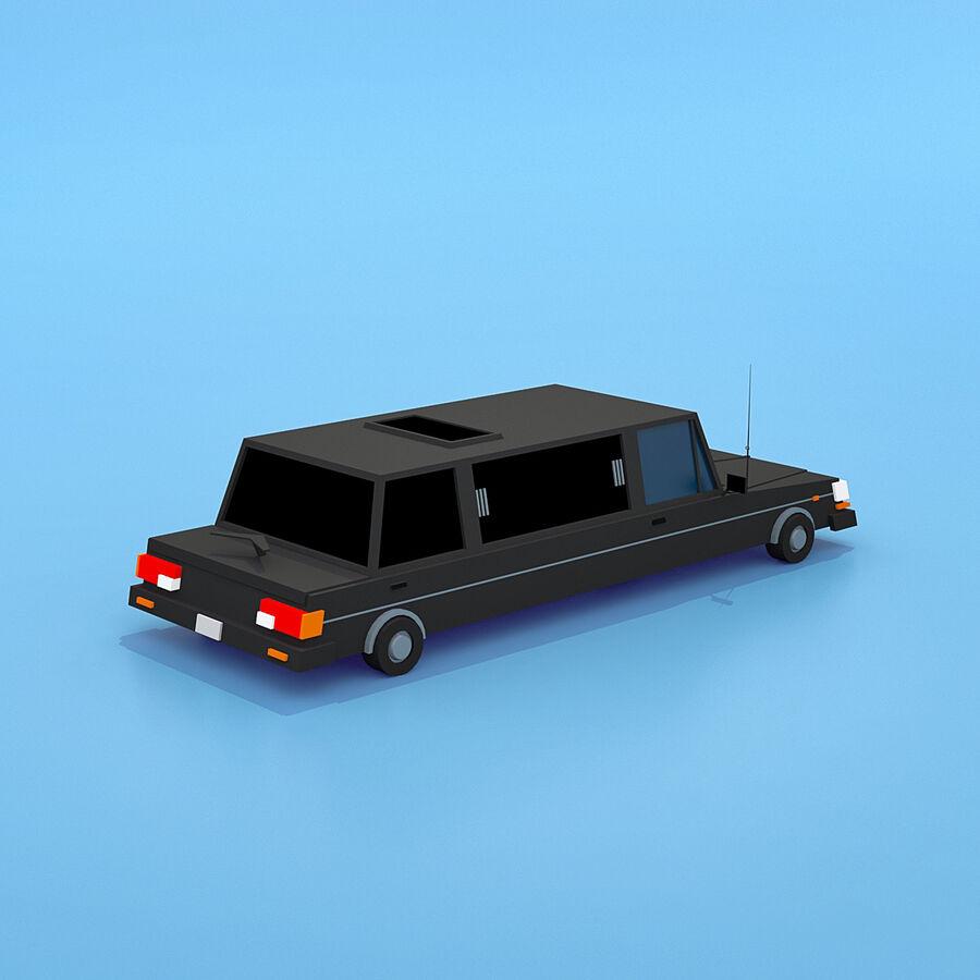 Mega Pack collezione di veicoli royalty-free 3d model - Preview no. 81