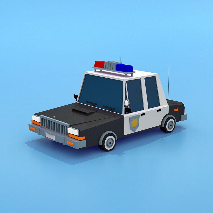 Mega Pack collezione di veicoli royalty-free 3d model - Preview no. 14