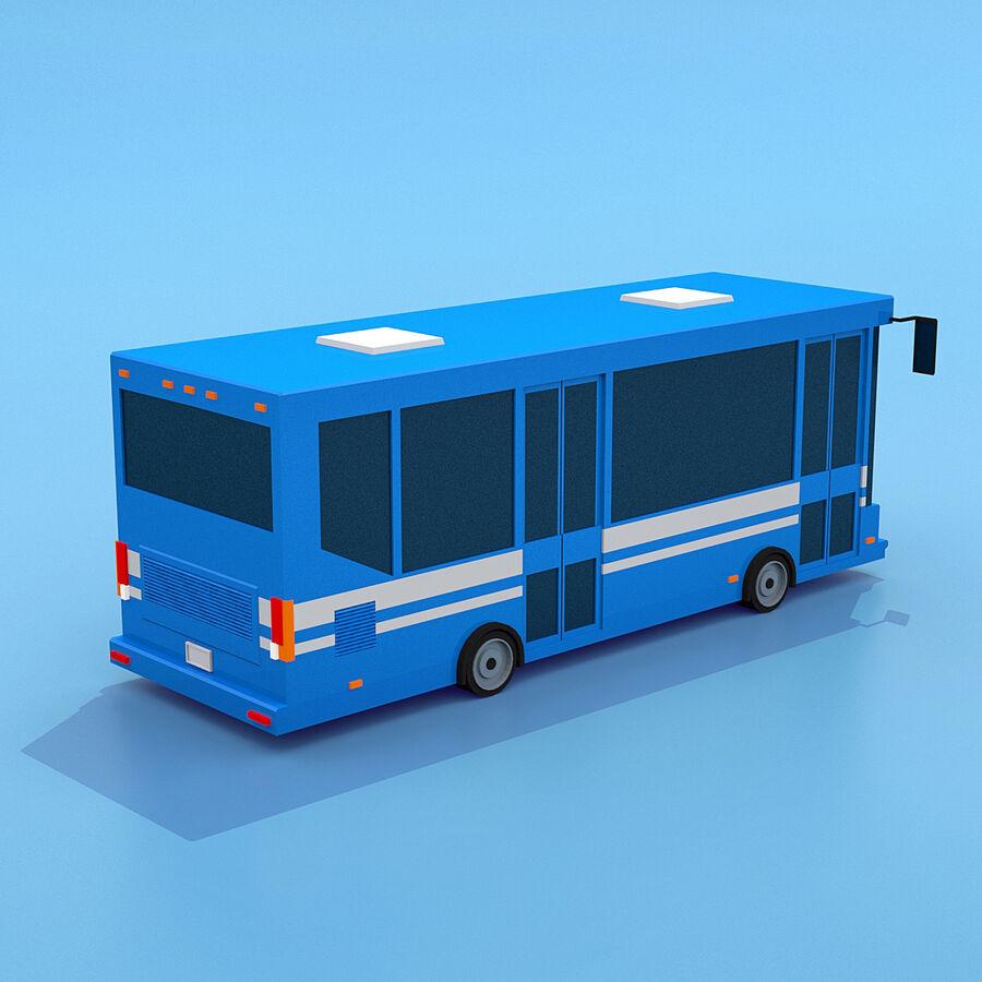 Mega Pack collezione di veicoli royalty-free 3d model - Preview no. 66